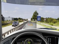 Continental_Digital Head-Up Display for Trucks and Buses