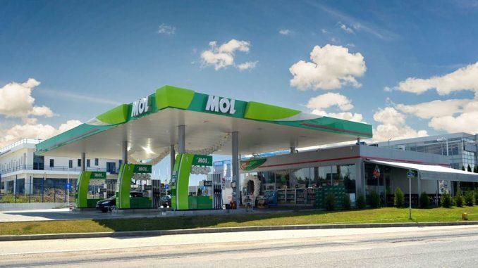 Mol, prémium, benzin