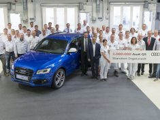 Successful model: one million Audi Q5 from Ingolstadt