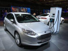 Ford, elektromos