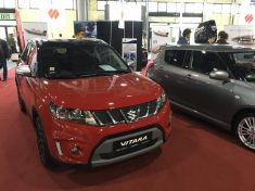 Az esztergomi Suzuki büszkesége a Vitara