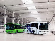 Credo autóbuszok - Mosonmagyaróvár