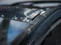 Carbon fiber details - 2016 BMW 7 Series