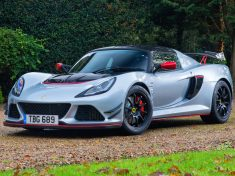 Exige Sport 380 Front Three Quarter 2
