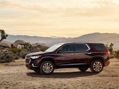 2018-Chevrolet-Traverse-side-profile-1