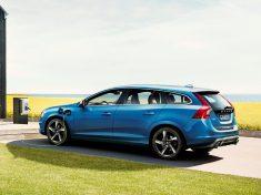 Volvo V60, hibrid,