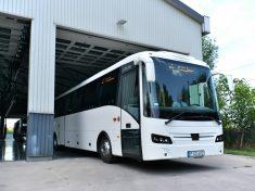 2017-08-10-2 Credo Inovell - Volán Buszpark Kft. - CREDOBUS