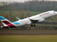 Eurowings_Europe,_OE-IEW,_Airbus_A320-214_(31441132925)