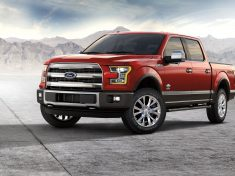 2017-Ford-F-150-King-Ranch-front-three-quarter