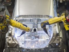 Production begins of the new Nissan LEAF in Europe