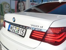 dízel, BMW