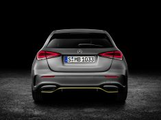 Die neue Mercedes-Benz A-Klasse: Der Maßstab in der KompaktklasseThe new Mercedes-Benz A-Class: The benchmark in the compact class