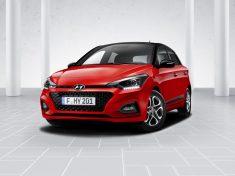 Hyundai_i20_Facelift_3_4_Fronr_02_red