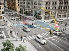 Virtuális sofőrképző - Intelligens útkereszteződés