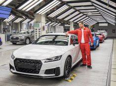 audi TT, gyár, Audi Hungaria