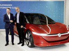 Volkswagen and Microsoft share progress on strategic partnership