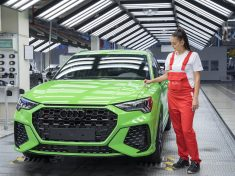 Audi Hungaria, Q3,