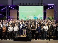 Im Scheinwerferlicht: Daimler kürt die besten internen Umweltinitiativen: Environmental Leadership Award 2020Spotlight on: Daimler selects the best internal environmental initiatives: Environmental Leadership Award 2020