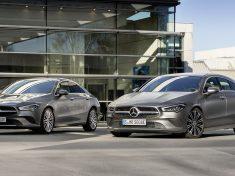 Drei neue Plug-in-Hybridmodelle komplettieren die Mercedes-Benz Kompaktwagen-Familie: CLA Coupé, CLA Shooting Brake und GLA jetzt mit EQ PowerThree new plug-in hybrid models complete the Mercedes-Benz compact-car family: CLA Coupé, CLA Shooting Brake a