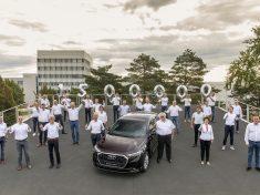 Audi Q3 jubileum