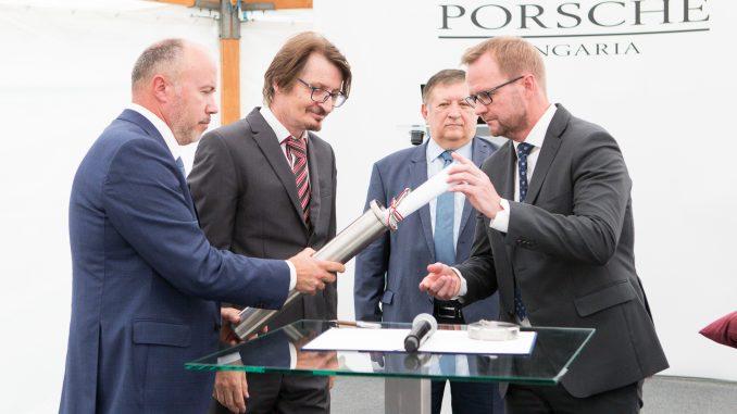 Porsche Hungaria