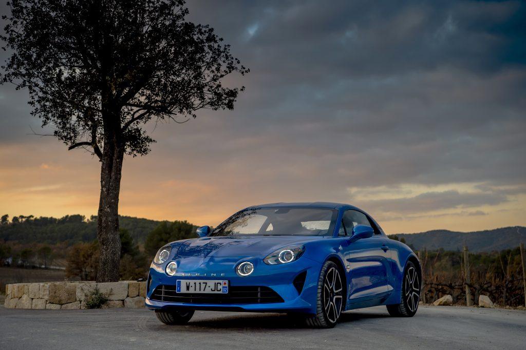 2018 - Alpine A110, prix « Five-Star Car »