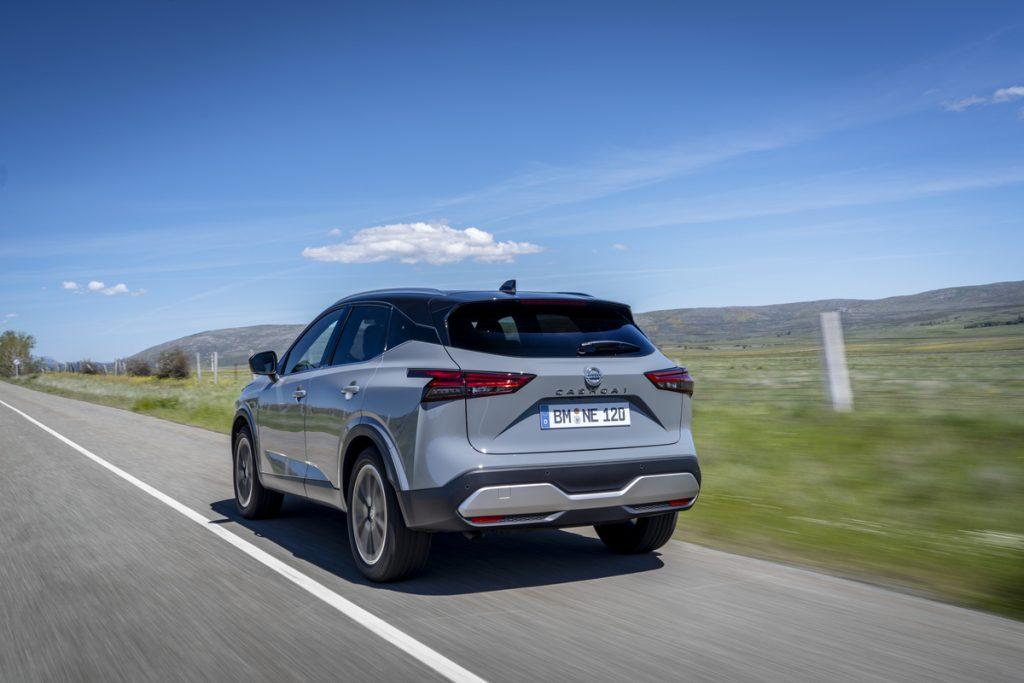 All-new Nissan Qashqai: elevating the drive